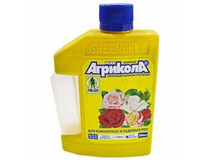"""Удобрение """"Агрикола"""" для подкормки роз"""