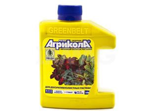 """Удобрение """"Агрикола"""" для декоративнолистных растений"""