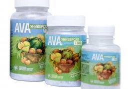 """Комплексное удобрение """"AVA"""" для овощей"""