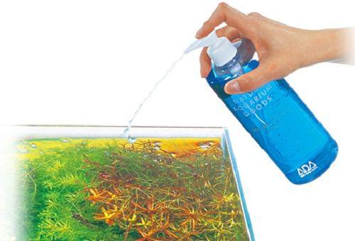 Удобрение для аквариумных растений своими руками