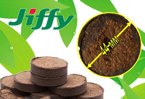 Торфяные таблетки Jiffy