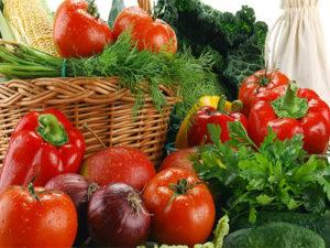 Урожай после применения азотных удобрений