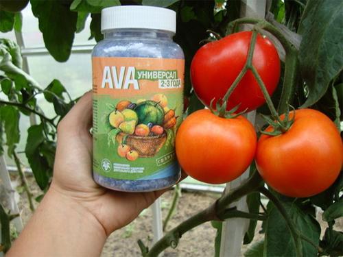 """Удобрение """"AVA"""" для овощей"""