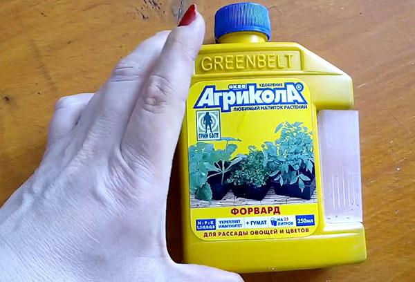 """Жидкое удобрение """"Агрикола"""""""