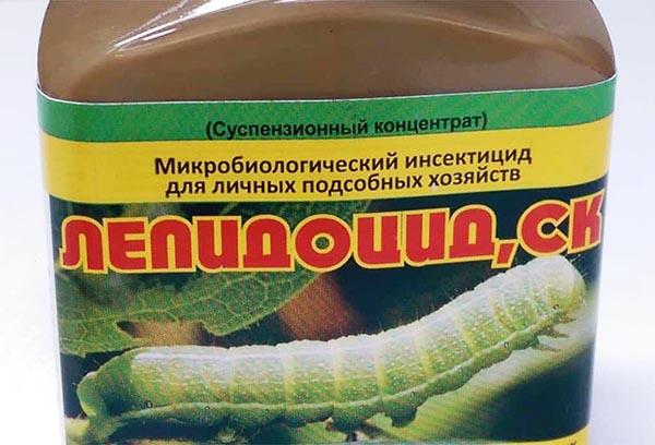 """Препарат """"Лепидоцид"""""""