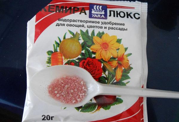 "Удобрение ""Кемира Люкс"""