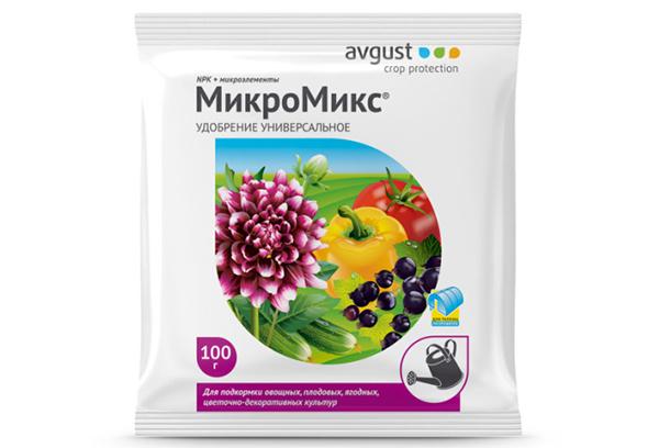 """Препарат для растений """"МикроМикс"""""""