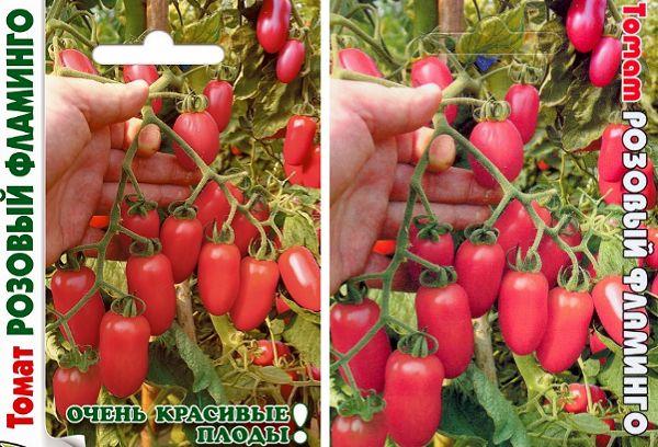 Семена розового томата
