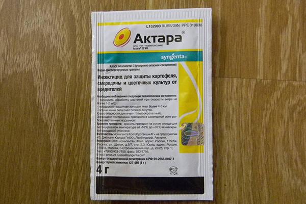"""Препарат """"Актара"""""""