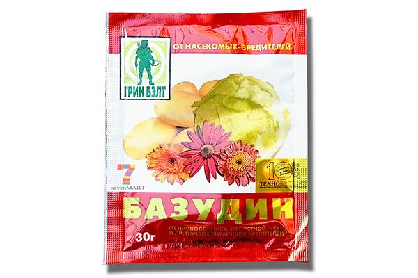 """Препарат """"Базудин"""""""