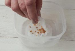 Замачивание семян баклажанов для проращивания