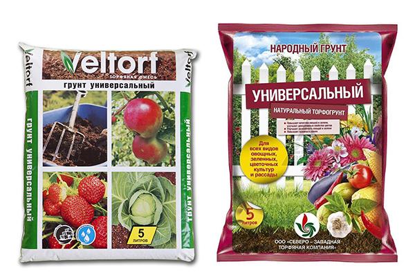 Универсальный грунт для выращивания зелени
