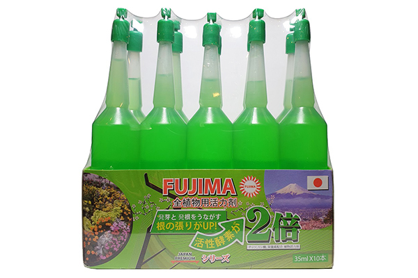 Удобрение Fujima для цветов