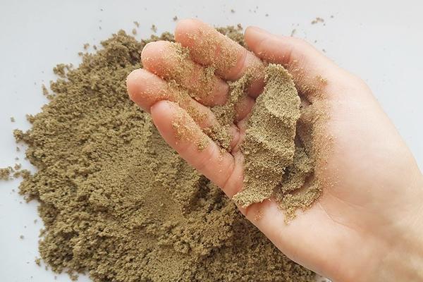 Песок для проращивания в нем семян