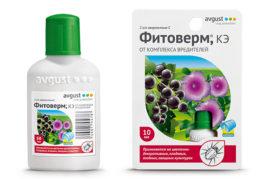 Препараты серии «Фитоверм»