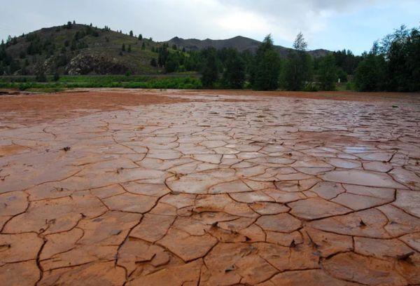 Разрушение почвенного покрова