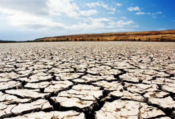 Опустынивание почвы