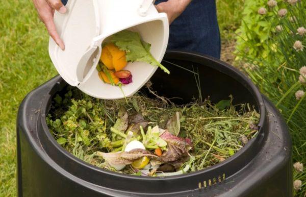 Компостирование пищевых отходов