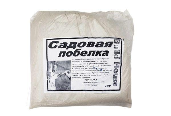 Материал белой побелки