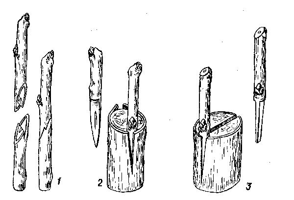 Прививка винограда в штамб