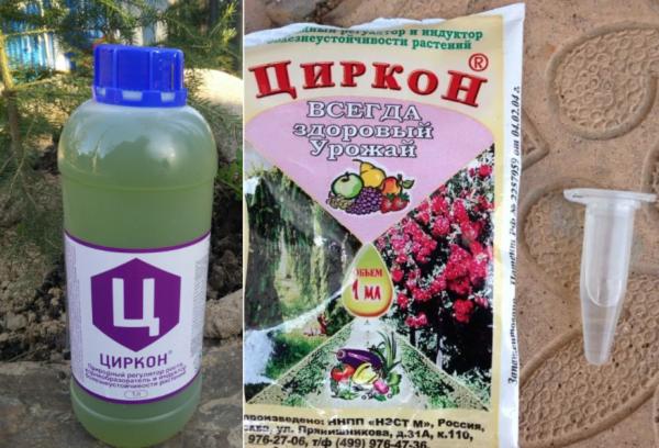 Удобрение для растений Циркон